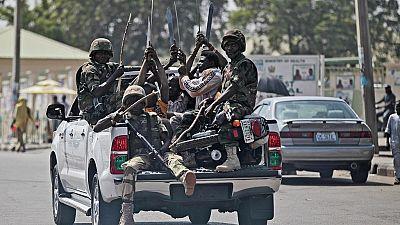 Boko Haram : des soldats nigérians protestent contre leur déploiement à Maiduguri