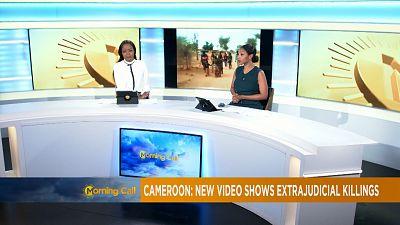 Cameroun : nouvelle vidéo d'exécutions extrajudicaires [The Morning Call]