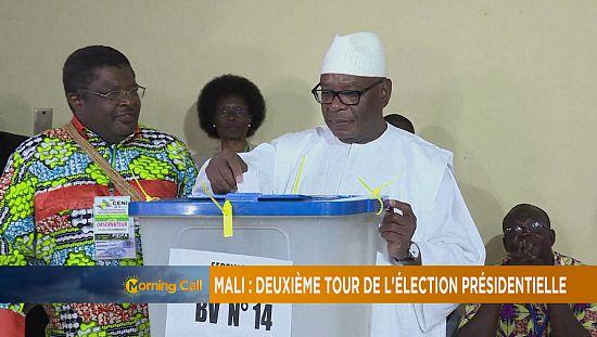 Mali : Second tour de l'élection présidentielle [The Morning Call]