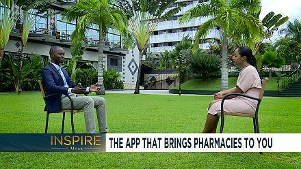 Un jeune Congolais en passe de révolutionner l'accès aux médicaments en Afrique [Inspire Africa]