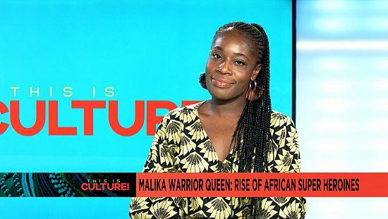 """""""Malika, reine guerrière"""" : place aux super-héroines africaines ! [This is Culture, TMC]"""