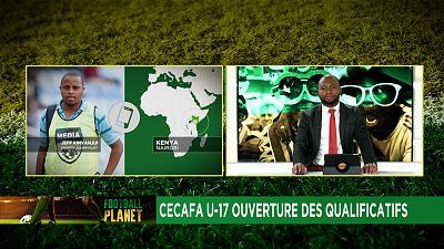 Qualifications CAN U-17 : La CAF disqualifie 11 joueurs de plus de 11 ans [Football Planet]