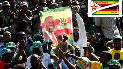 Zimbabwe: Mnangagwa's party to respond to Chamisa's court challenge by Wednesday