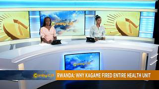 Rwanda government sacks entire health unit [The Morning Call]