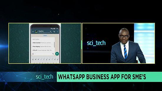 WhatsApp Business pour les PME[Sci tech]