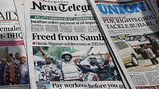 Outrage as Nigeria police detain journalist over source of story