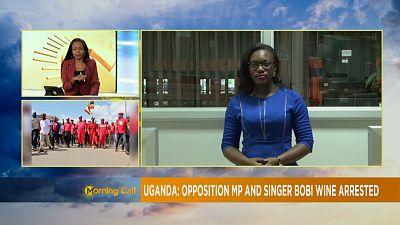 Uganda opposition MP and singer Bobi Wine arrested [The Morning Call]
