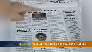 Mauritanie : deux journalistes incarcérés [The Morning Call]