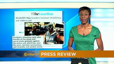 Press Review of August 15, 2018 [The Morning Call]