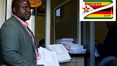Zimbabwe Mnangagwa's lawyers ask court to throw out Chamisa's election petition