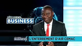 L'enterrement d'Air Cemac