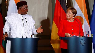 Niger, Germany to work together to ''battle against terrorism''