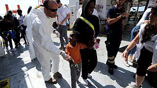 Charity ship carrying 141 migrants finally docks in Malta