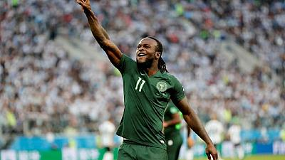 Football : Victor Moses raccroche ses crampons avec le Nigeria
