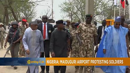 Nigeria : mutinerie des soldats [The Morning Call]