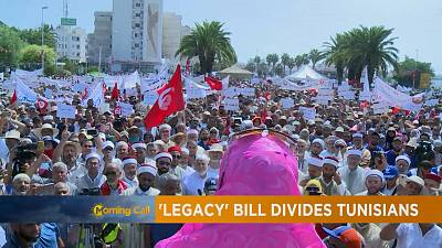 Equality bill divides Tunisians [The Morning Call]
