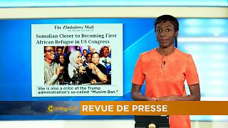 Press Review of August 16, 2018 [The Morning Call]