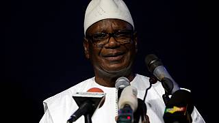 Mali president Keita wins re-election with 67 percent of vote