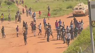 South Sudan: Chinese peacekeepers resolve conflict in Juba refugee camps