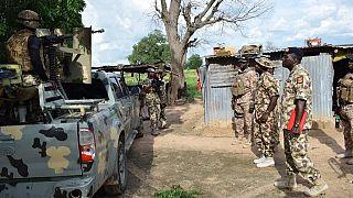 Nigerian troops battling Boko Haram assured of welfare after revolt