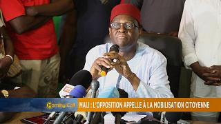 Mali: Ibrahim Boubacar's election victory [The Morning Call]