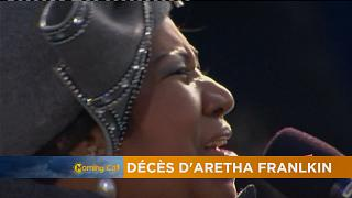 Retour sur le parcours d'Aretha Franklin [The Morning Call]