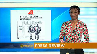 Press Review of August 17, 2018 [The Morning Call]