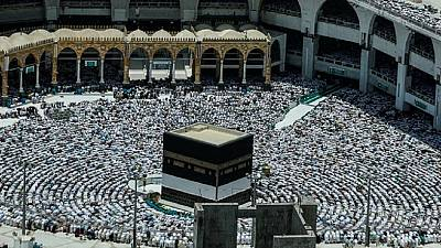 Over 20 lakh pilgrims begin annual Haj pilgrimage in Mecca