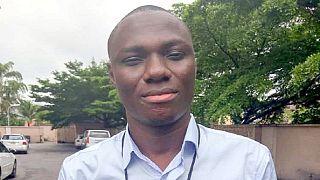 Nigeria : le journaliste détenu pour refus de divulgation des sources libéré sous caution