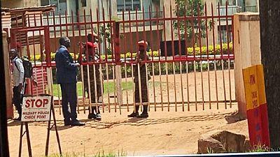 Ugandan legislator fights for his life: gov't asked to #FreeBobiWine