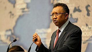 Le président malgache candidat à sa succession