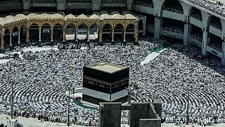 Photos: Pilgrims offer Friday prayers in Saudi ahead of 2018 hajj