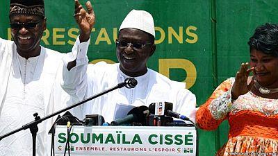 Mali : Soumaïla Cissé dit avoir gagné la présidentielle
