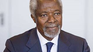 Ghana president declares week of national mourning for Kofi Annan: tributes pour in