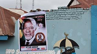 The Kofi Annan effect [1]: African presidents hail 'man of peace'