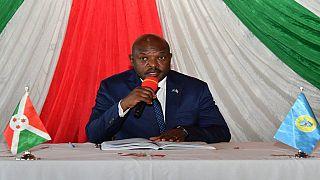 [Photos] Nkurunziza et son équipe au maquis pour préparer la réponse aux problèmes actuels ?