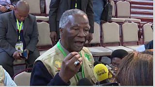 Thabo Mbeki envoyé spécial de la SADC en RDC