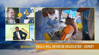 Expert says 'Ebola will never be eradicated' [The Morning Call]