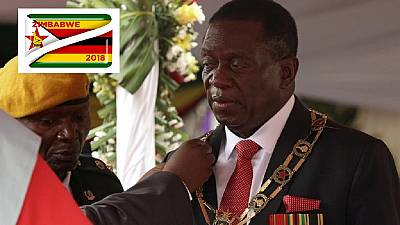 'I won the court case before it began,' Zimbabwe's Mnangagwa