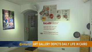 Art gallery depicts life in Cairo [The Morning Call]