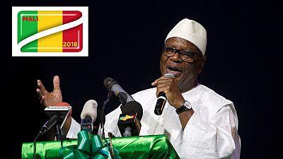 Mali : Ibrahim Boubacar Keïta officiellement réélu président de la République