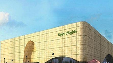 L'Opéra d'Alger, hôte du soixantenaire de la coopération sino-algérienne [No Comment]