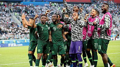 Le football nigérian échappe aux sanctions de la FIFA