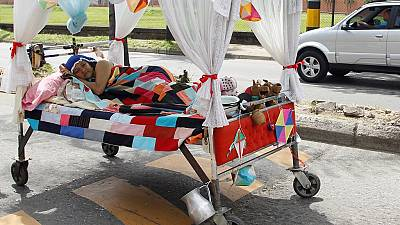 """""""Le jour de la paresse"""", ça se passe en Colombie"""