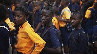 L'éducation désormais gratuite en Sierra Leone