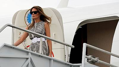 Melania Trump to Travel to Africa in October