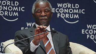 La RDC refuse Thabo Mbeki comme envoyé spécial