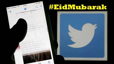 #EidMubarak trends worldwide as Twitter felicitates with Muslims