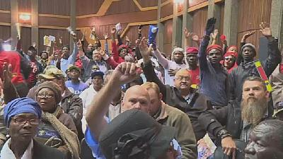 South Africa: public hearing on land expropriation without compensation begins