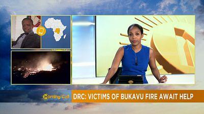 DRC: victims of Bukavu fire await help [The Morning Call]